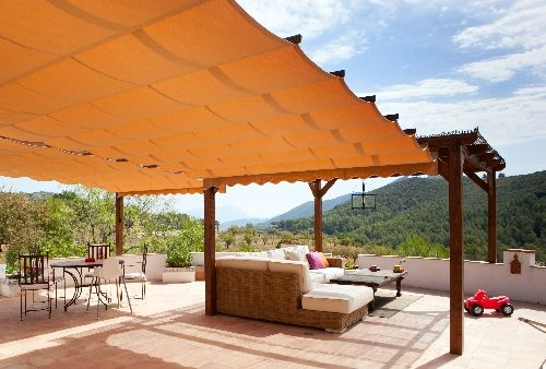 Baby Friendly Holidays at Caserio del Mirador - The Casita