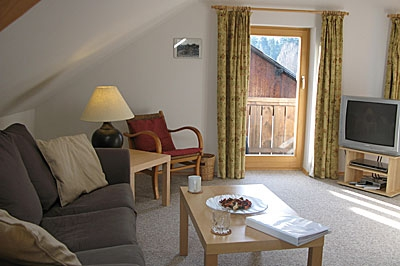 Baby Friendly Holidays at 2-bed Apartment at Haus Sterr