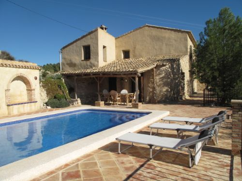 Baby Friendly Holidays at Finca el Olivar