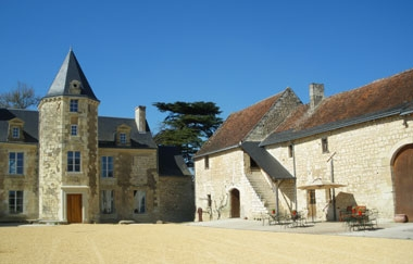 Baby Friendly Holidays at Chateau de Charge- Family Suite Grenier à Sel