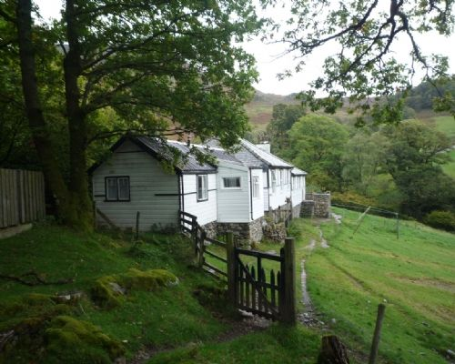 ASHNESS COTTAGE, Borrowdale, Keswick