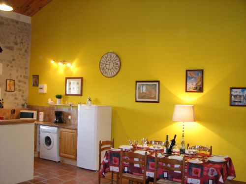 Baby Friendly Holidays at Lymerac - Farmhouse