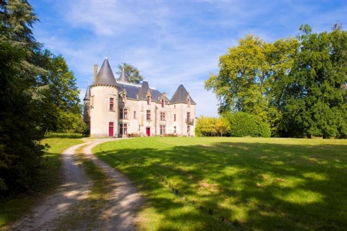 Baby Friendly Holidays at Chateau Ribagnac-Beamed with Governess
