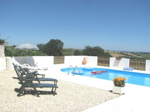 Baby Friendly Holidays at Lymerac - Cottage