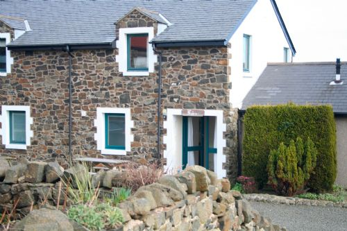 Fidra holiday cottage in Embleton