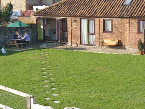 Amville Barn Grimston a perfect holiday barn conversion near Sandringham Norfolk