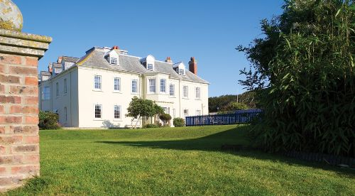 Baby Friendly Holidays at Moonfleet Manor -  Deluxe Family Suite