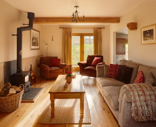 Baby Friendly Holidays at The Grove, Narberth - Christmas Cottage
