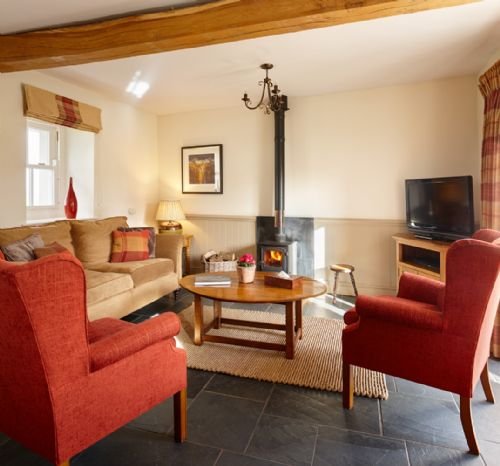 Baby Friendly Holidays at The Grove, Narberth - Two Stone Cottage
