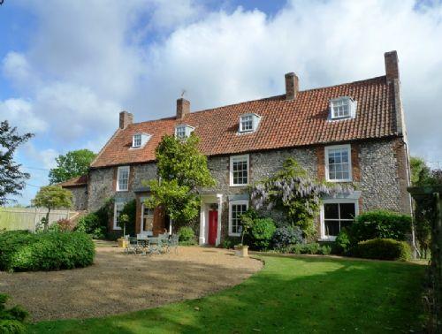 Pond Farm House