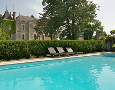 Baby Friendly Holidays at Chateau du Chiron
