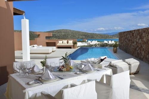 Baby Friendly Holidays at Domes of Elounda - Luxury Residence + Pool (2-beds)