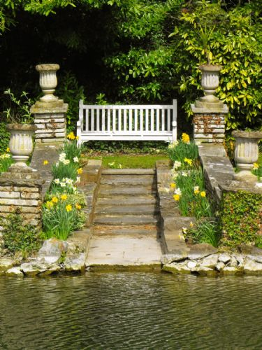 ...a magical place to sit and relax