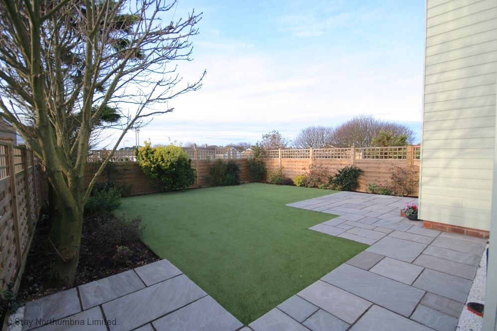 Year round greenery - artificial grass