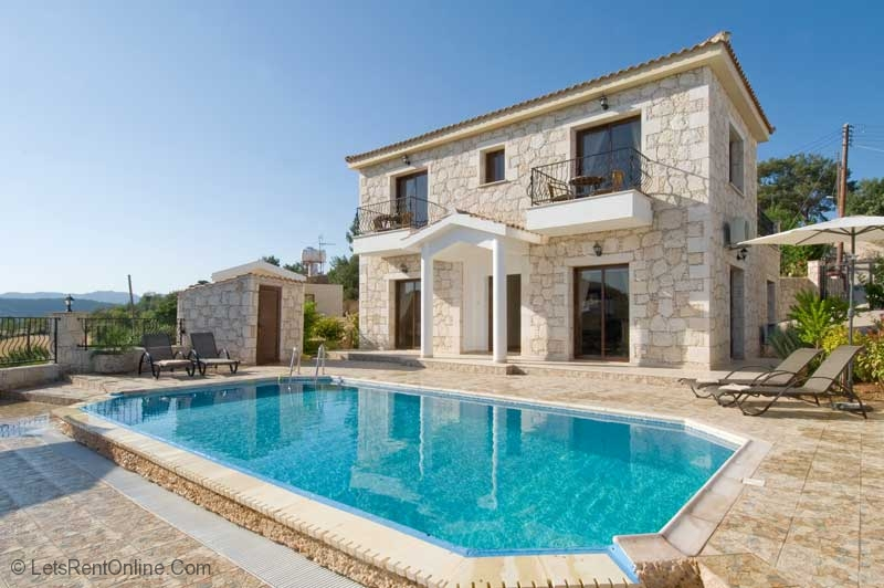 Villas For Rent In Paphos Latchi