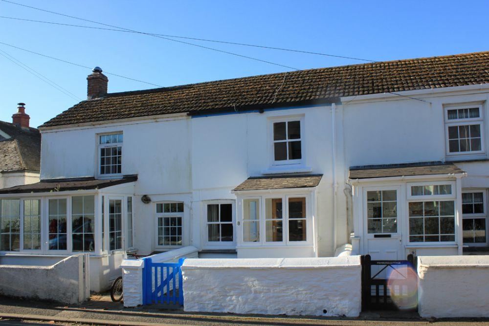 Penvar Cottage; Gerrans; Cornwall