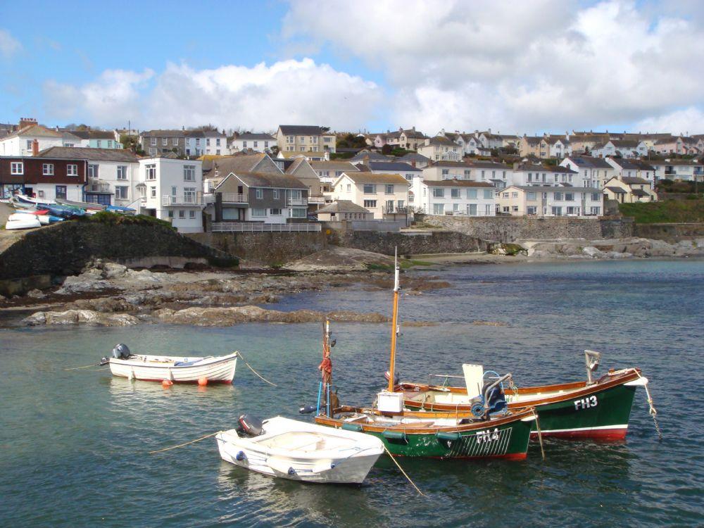 Portscatho; Cornwall