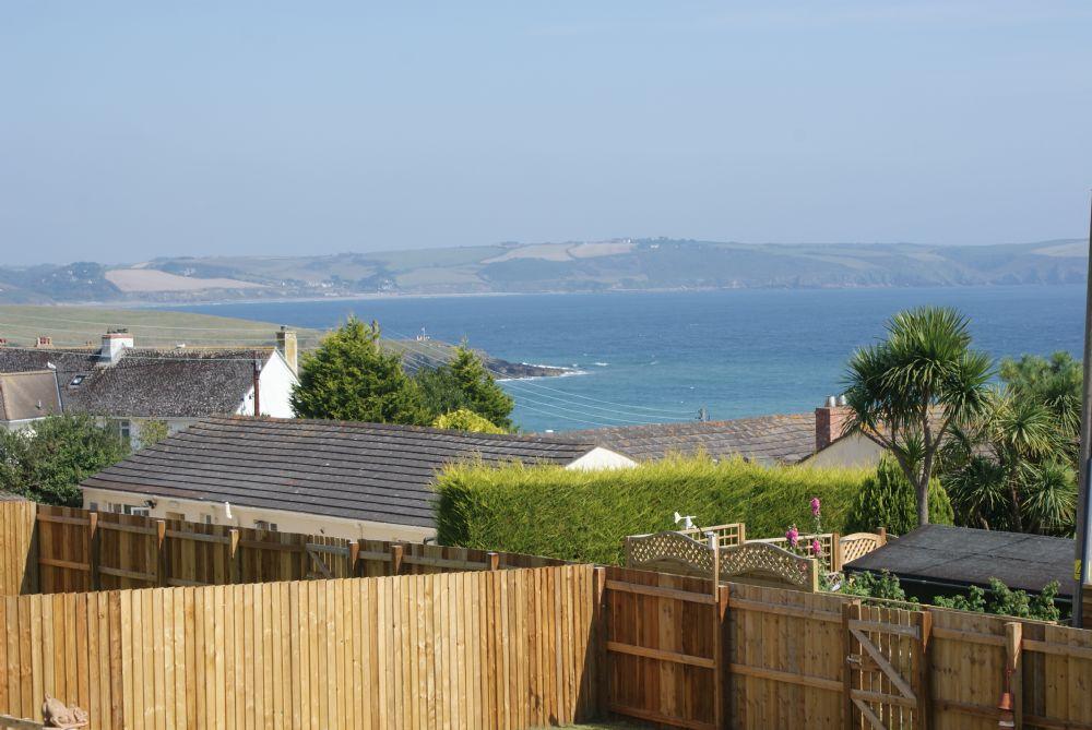 Seascape; Portscatho; Cornwall