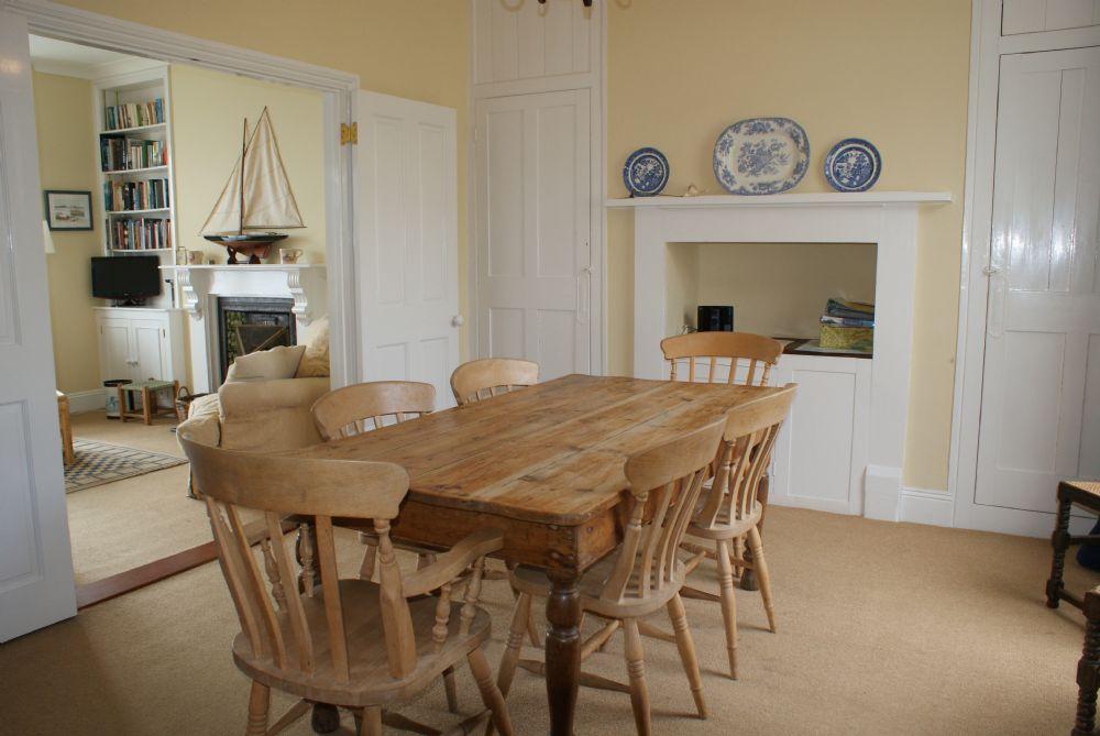 Trevellas; Portscatho; Dinning Room II