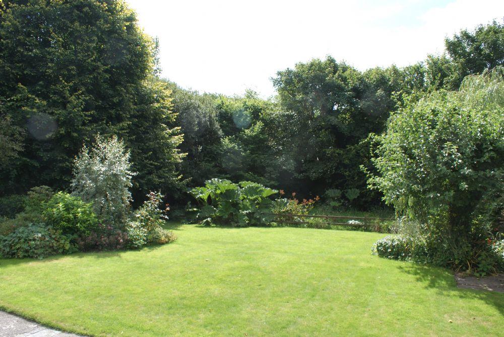 Pedlars; Ruan Lanihorne; Cornwall; Back Garden