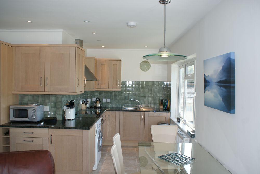 A Loft; St Mawes; Kitchen