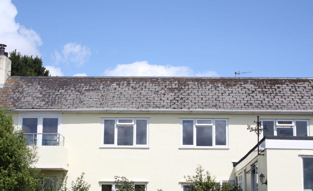 A Loft; St Mawes; Cornwall; Rear elevation