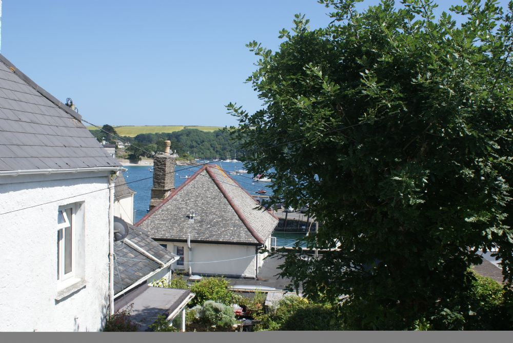 Buckingham Cottage, St Mawes, View II