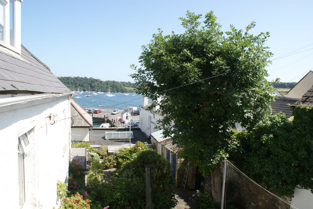Buckingham Cottage, St Mawes, View