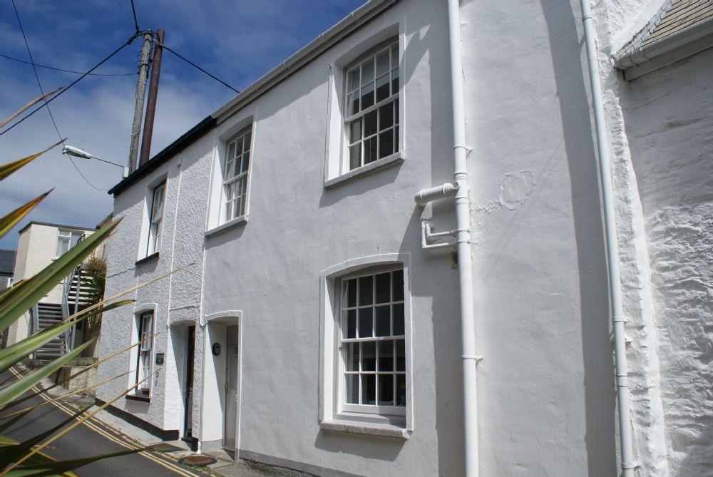 Buckingham Cottage, St Mawes, Cornwall