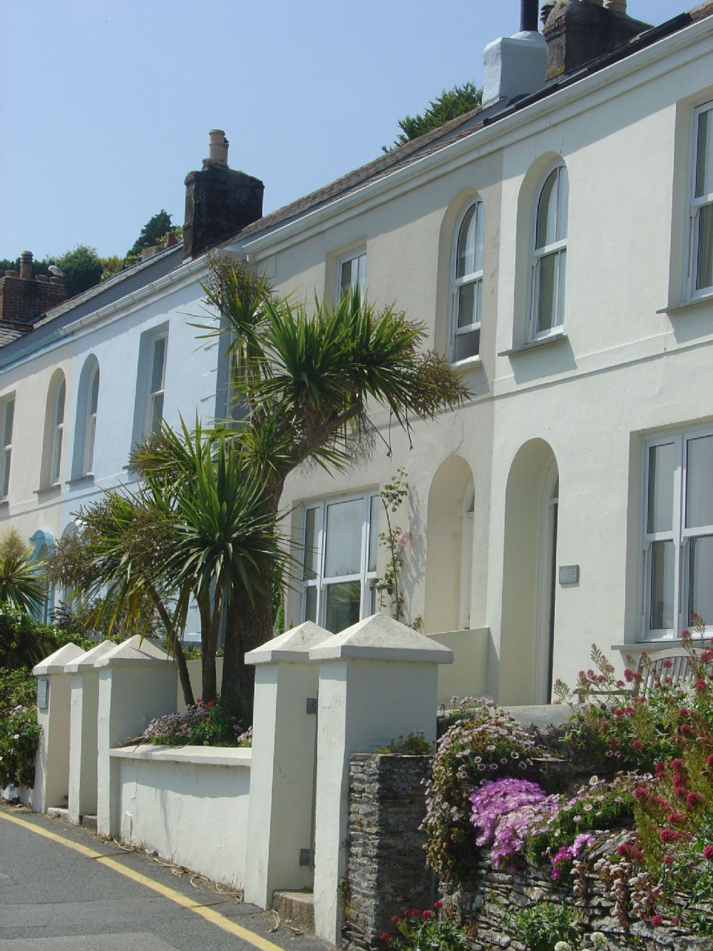Captains Cottage; St Mawes; Cornwall