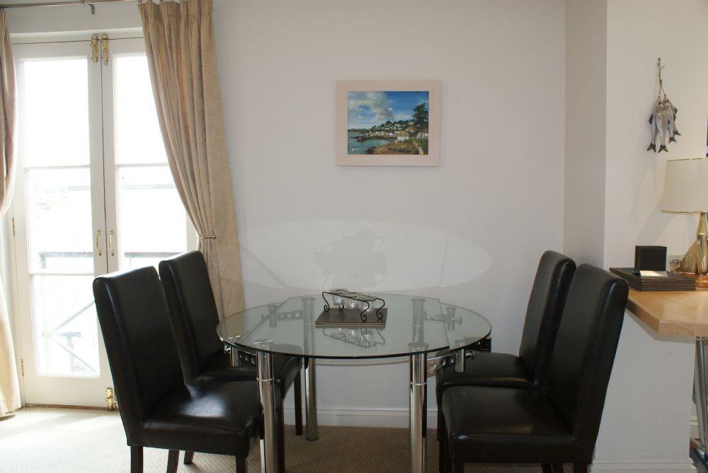 Helm; St Mawes; Dinning Room