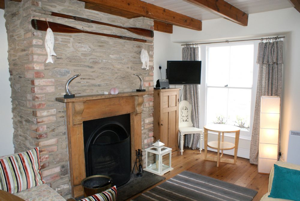 Old Bakehouse, St Mawes, Sitting Room II