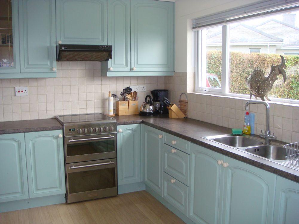 Poldhu; St Mawes; Kitchen II