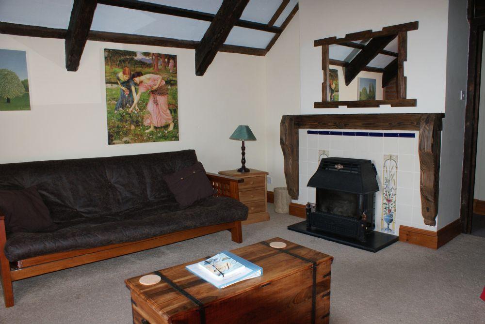 Sea Star, St Mawes, Lounge