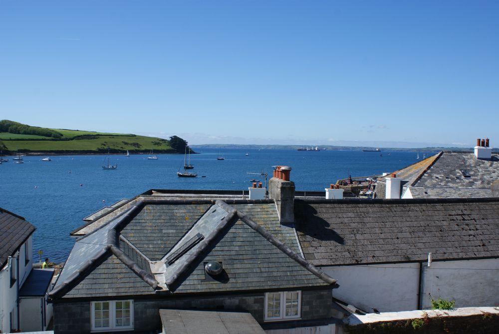 Sea View; St. Mawes; Cornwall; Sea Views