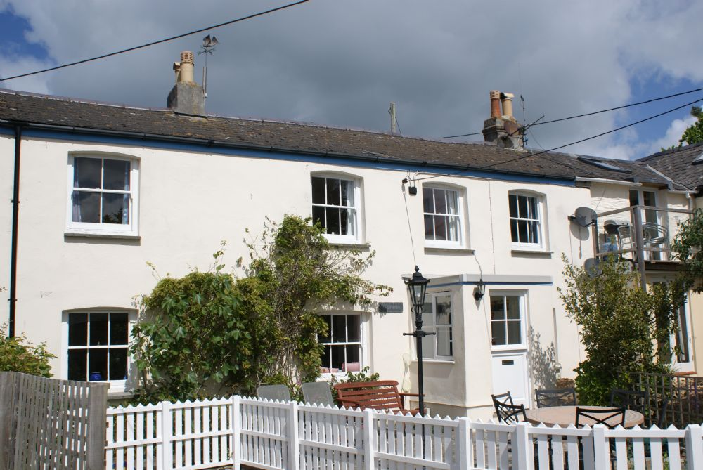 Westover Cottage, St Mawes, Cornwall