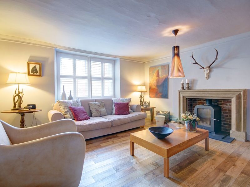 Albion House | Sitting room