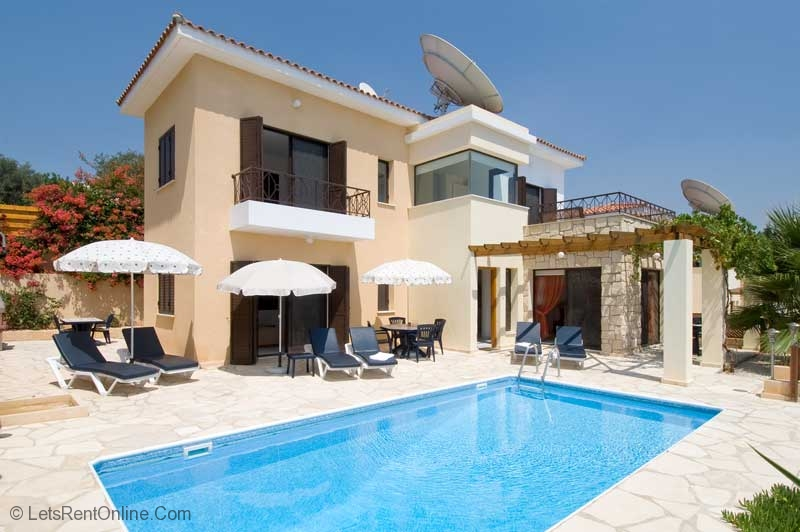 Large Villas To Rent In Cyprus