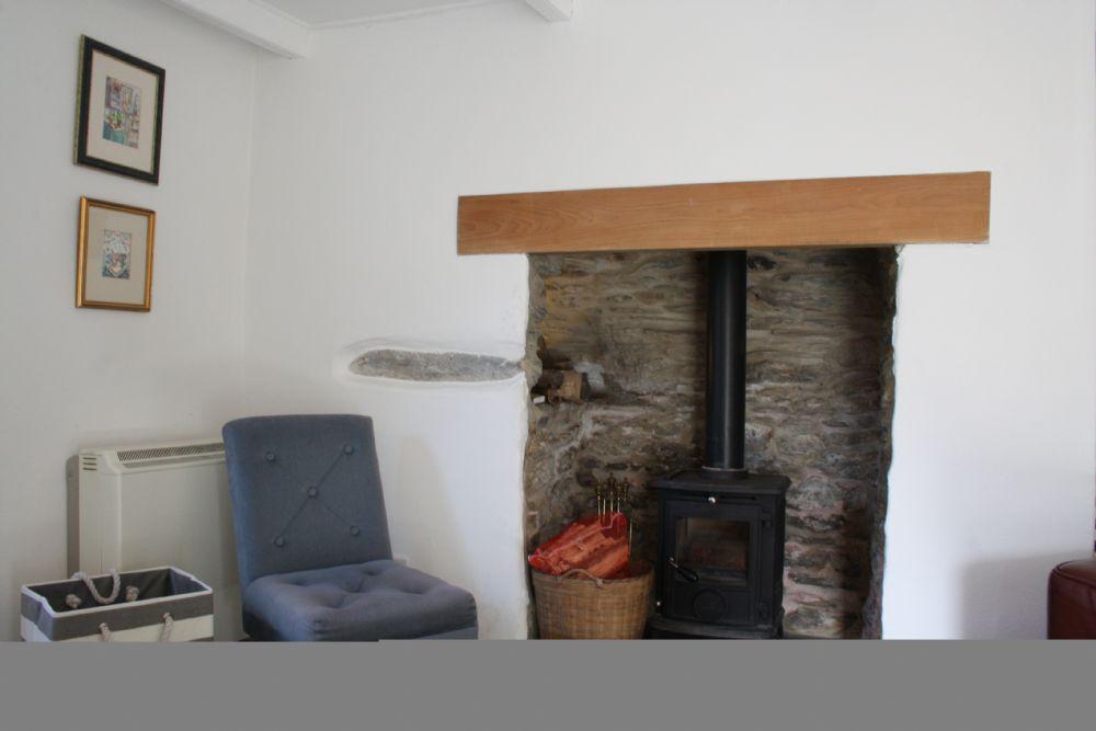 Ty Gwn; Portscatho; Sitting Room II