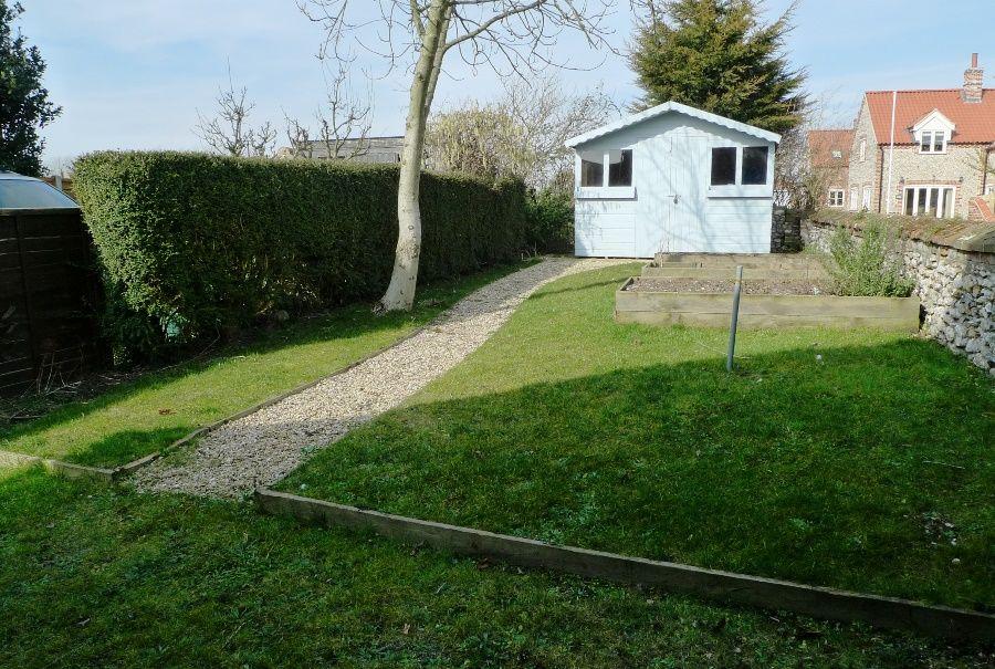 Sexton's Place   Garden
