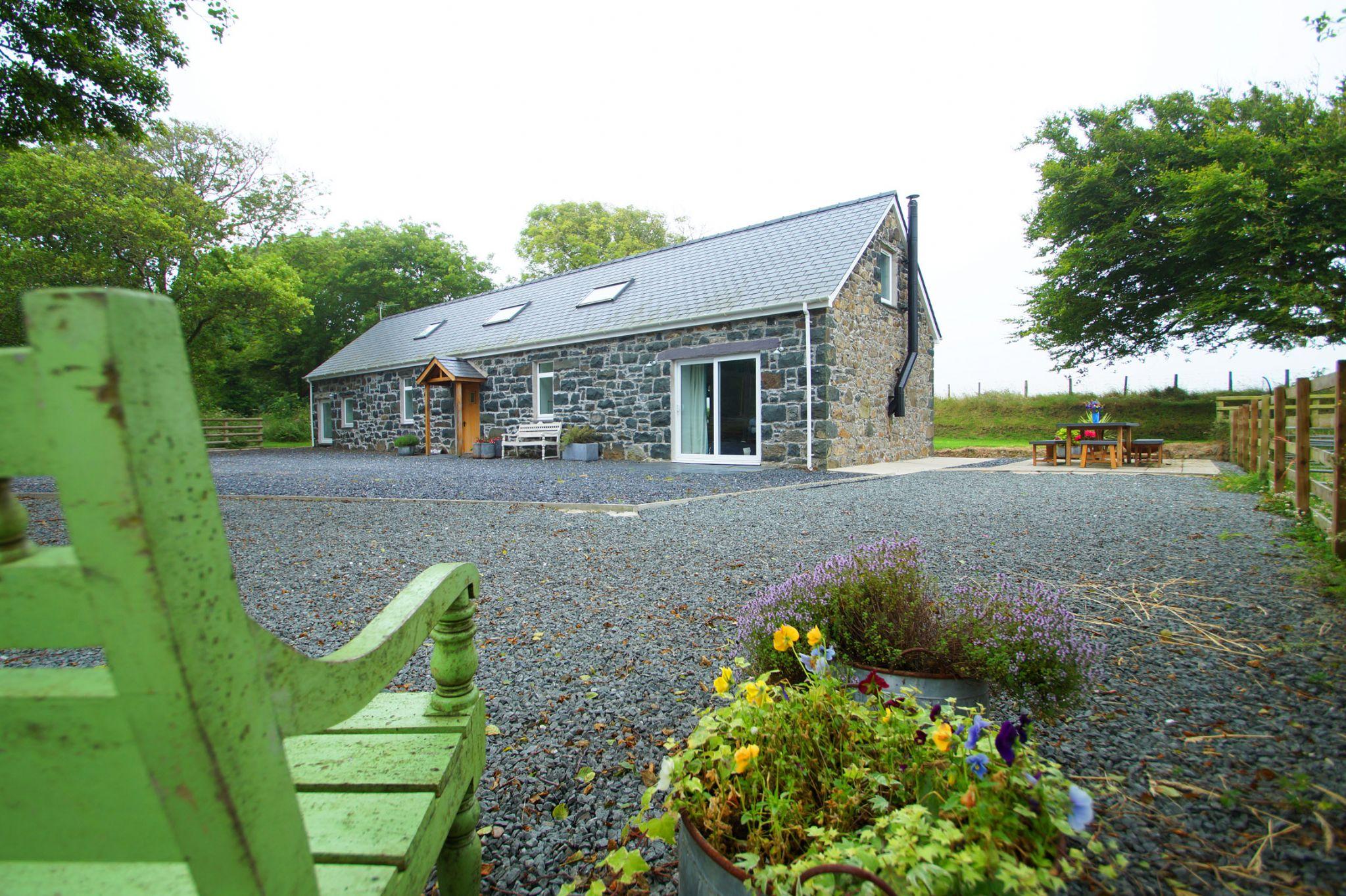 Self Catering Accommodation Llyn Peninsula