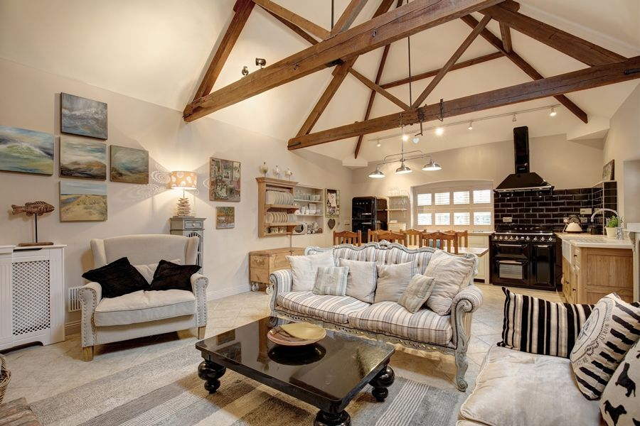 The Foundry | Living area