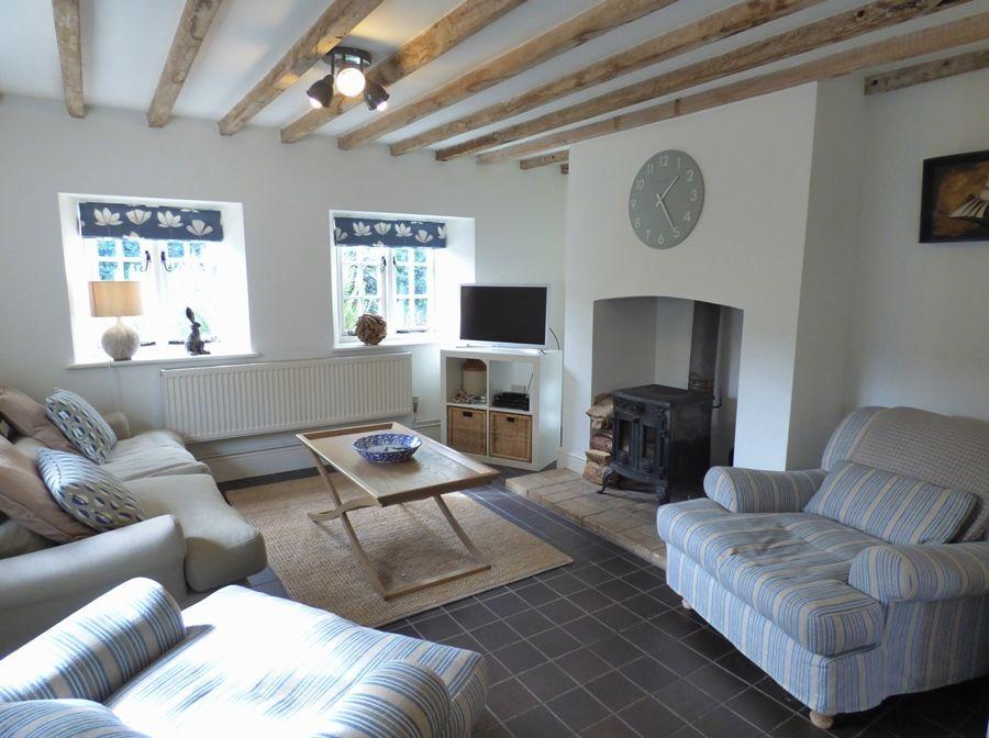 Red Brick Cottage | Living room