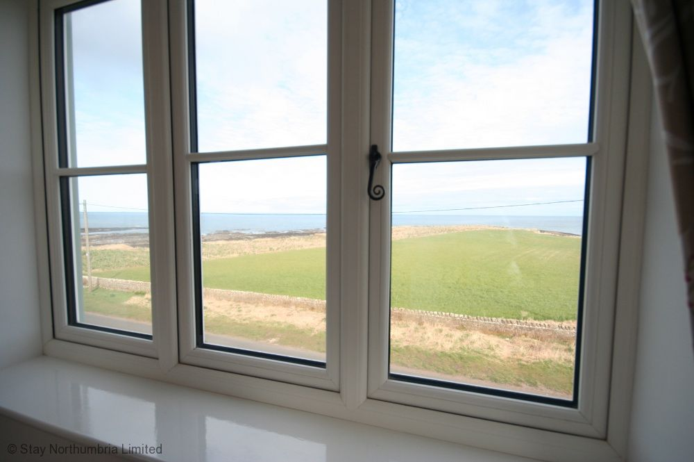 Sea views from all front rooms