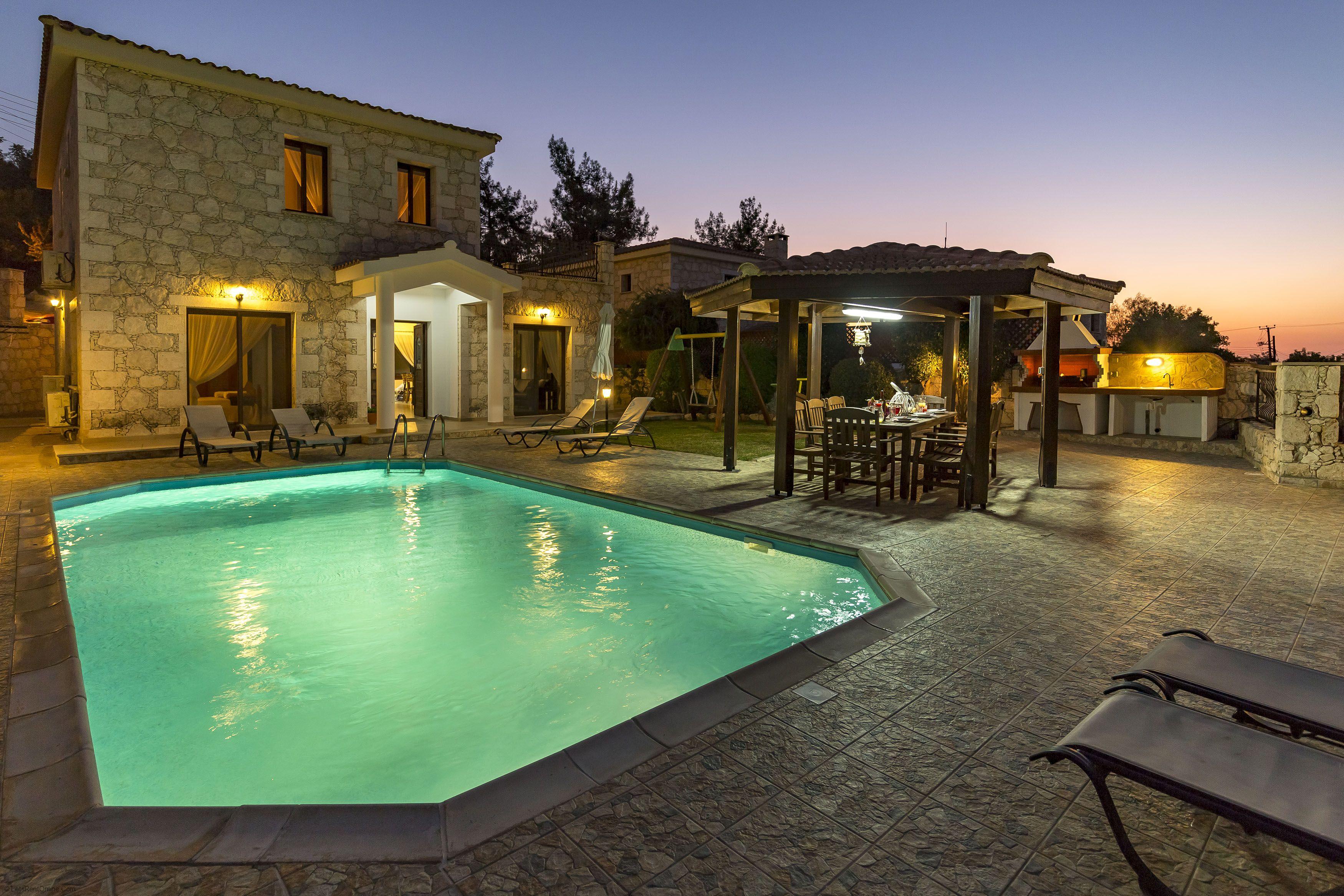 Lysos Villa Agios Haralambos