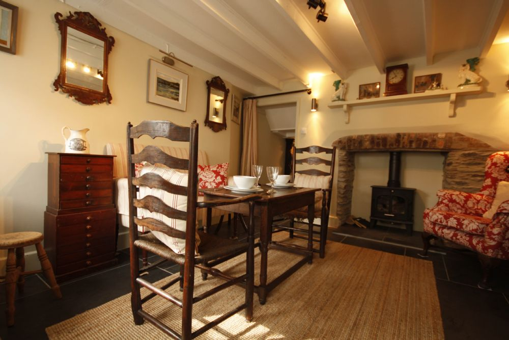 Penvar Cottage; Gerrans; Front Room II