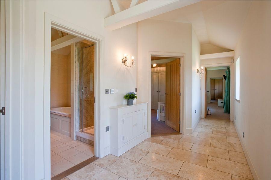 Big Sky Barn | Bedroom corridor
