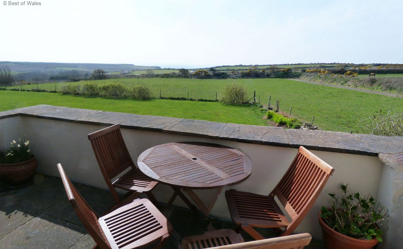 Holiday Cottage Solva Pembrokeshire