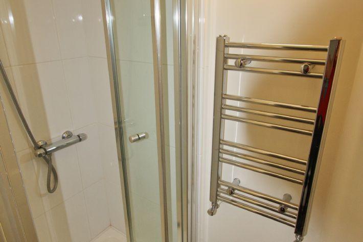 Shower room on ground floor