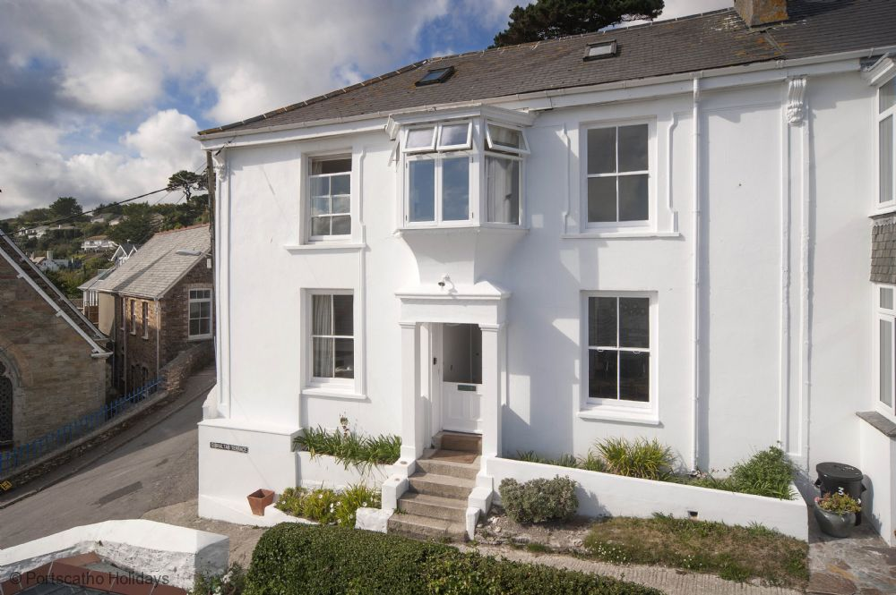 Gibraltar House; St Mawes; Cornwall